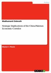 Strategic Implications of the China-Pakistan Ec...