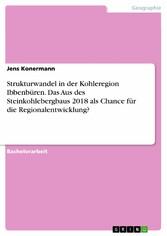 Strukturwandel in der Kohleregion Ibbenbüren. D...