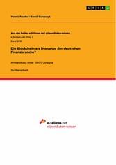 Die Blockchain als Disruptor der deutschen Fina...