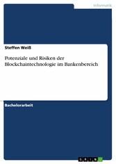Potenziale und Risiken der Blockchaintechnologi...