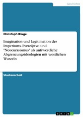 Imagination und Legitimation des Imperiums. Evr...