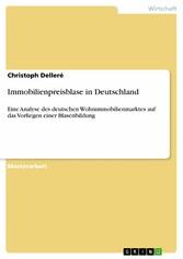Die Immobilienblase des deutschen Wohnmarktes. ...