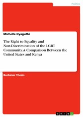 The Right to Equality and Non-Discrimination of...