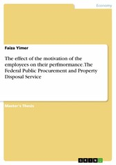 The effect of the motivation of the employees o...