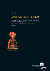 Medieval Rule in Tibet - The Rlangs Clan and th...