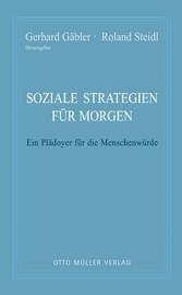 Soziale Strategien für morgen - Ein Plädoyer fü...