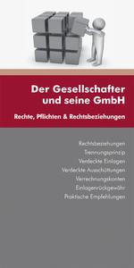 Der Gesellschafter und seine GmbH (Ausgabe Öste...