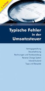 Typische Fehler in der Umsatzsteuer (Ausgabe Ös...