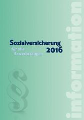Sozialversicherung 2016 (Ausgabe Österreich) - ...