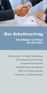 Der Arbeitsvertrag (Ausgabe Österreich) - Grund...