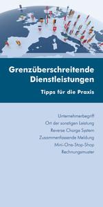 Grenzüberschreitende Dienstleistungen (Ausgabe ...