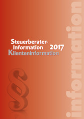 Steuerberaterinformation / Klienteninformation ...