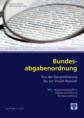 Bundesabgabenordnung (Ausgabe Österreich) - Von...