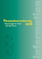 Personalverrechnung 2018 (Ausgabe Österreich) -...