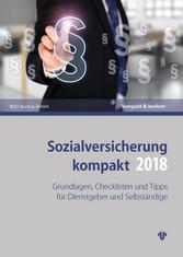Sozialversicherung kompakt 2018 (Ausgabe Österr...