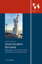 Quiet Invaders Revisited - Biographies of Twent...
