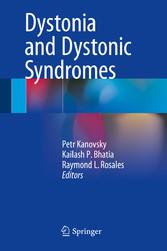 Dystonia and Dystonic Syndromes bei Ciando - eBooks