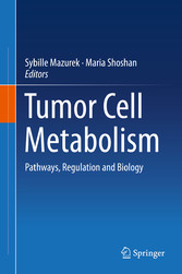 Tumor Cell Metabolism - Pathways, Regulation and Biology bei Ciando - eBooks