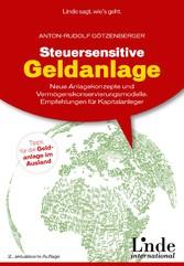 Steuersensitive Geldanlage - Die neue Amts- und...