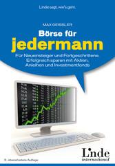 Börse für jedermann - Für Neueinsteiger und For...
