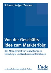 Von der Geschäftsidee zum Markterfolg - Das Man...