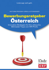 Bewerbungsratgeber Österreich - Innovative Stra...