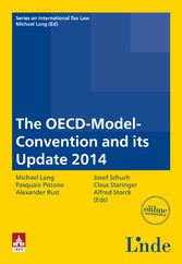 The OECD-Model-Convention and its 2014 - Schrif...