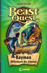 Beast Quest 16 - Kaymon, Höllenhund des Grauens