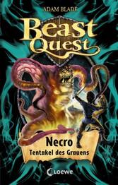 Beast Quest 19 - Necro, Tentakel des Grauens