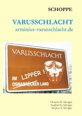 Varusschlacht - arminius-varusschlacht.de