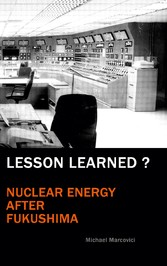 Lesson Learned? - Nuclear Energy after Fukushima