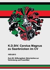 K.D.StV. Carolus Magnus zu Saarbrücken im CV - ...