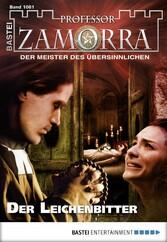 Professor Zamorra - Folge 1081 - Der Leichenbitter