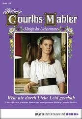 Hedwig Courths-Mahler - Folge 110 - Wem nie dur...