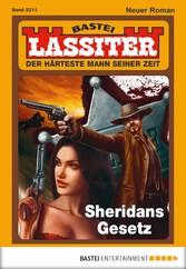 Lassiter - Folge 2311 - Sheridans Gesetz