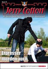 Jerry Cotton Sonder-Edition - Folge 046 - Erpre...
