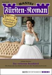 Fürsten-Roman - Folge 2518 - Das verlorene Brautkleid
