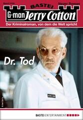 Jerry Cotton 3156 - Krimi-Serie - Dr. Tod