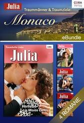 Traummänner & Traumziele: Monaco - eBundle