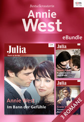 Bestsellerautorin: Annie West - eBundle