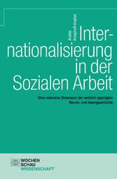 Internationalisierung in der Sozialen Arbeit - ...