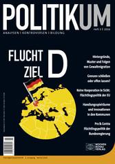 Fluchtziel D - POLITIKUM 3/2016