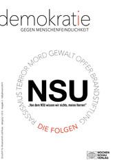 NSU. Die Folgen - Demokratie gegen Menschenfein...