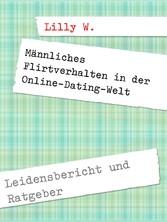 Männliches Flirtverhalten in der Online-Dating-...
