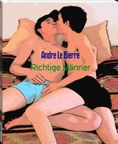 Richtige Männer - Schwule Erotikgeschichte