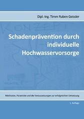 Schadenprävention durch individuelle Hochwasser...