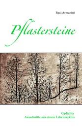 Pflastersteine - Gedichte - Ausschnitte aus einem Lebenszyklus