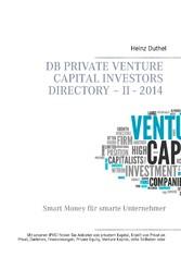 DB Private Venture Capital Investors Directory ...