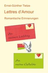Lettres dAmour - Romantische Erinnerungen