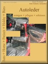 Lackstift & Co. Teil II - Autoleder + Alcan...
